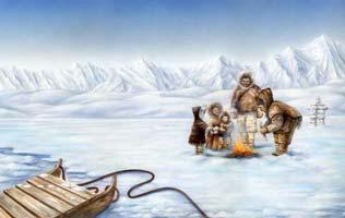 inuit_fire